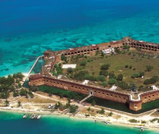 Image of Fort Jefferson Exterior
