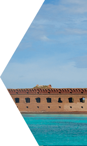 Fort Jefferson Tour Tablet