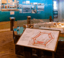 Image of Yankee Freedom Interpretive Center Interior