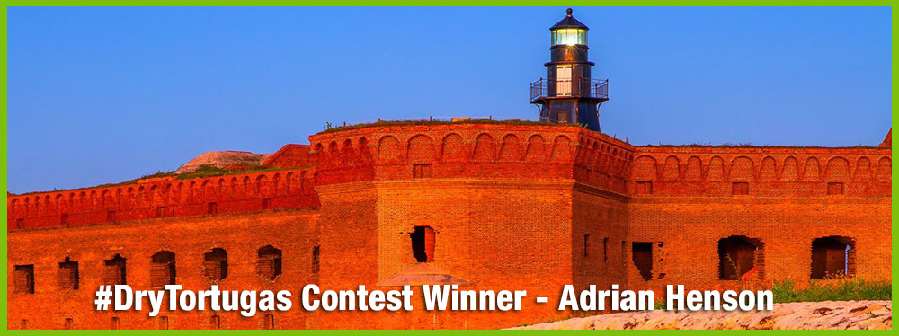 Image of Dry Tortugas December Photo Contest Winner
